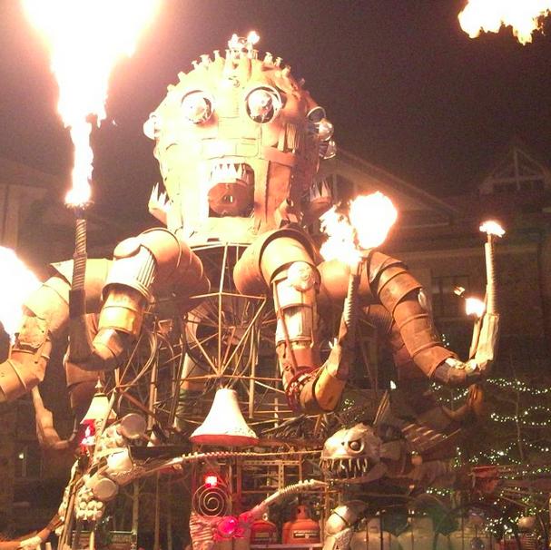 Fire Festival in Telluride